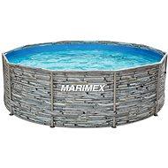 MARIMEX Florida 3,66x1,22 m KÁMEN bez přísl. - Bazén