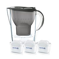 Brita Marella Cool Memo black incl. 3x Maxtra+ - Water filter