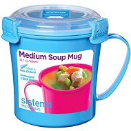 SISTEMA Medium Soup Mug 21107-2 - Container