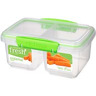 SISTEMA Fresh Medium Split Food Container 951620 - Container