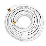 Mascom anténní kabel 7173-075EW, 7.5m - Koaxiální kabel