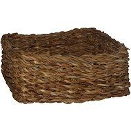 M.A.T. košík hranatý nízký velký 26x26x12cm mořská tráva