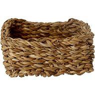 M.A.T. košík hranatý nízký střední 22x22x10cm mořská tráva