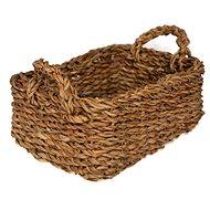 M.A.T. košík hranatý s úchyty malý 28x20x11cm mořská tráva - Organizér