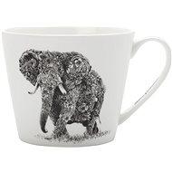 Maxwell & Williams Hrnek Marini Ferlazzo 450 ml africký slon - Hrnek