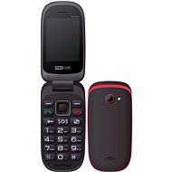 Maxcom MM818 červená - Mobilní telefon