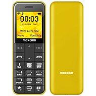 Maxcom MM111 - Mobilní telefon
