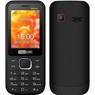 Maxcom MM142 černá - Mobilní telefon
