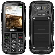 Maxcom MM920 Black - Mobile Phone