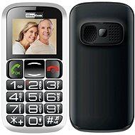 MAXCOM MM462 černý - Mobilní telefon