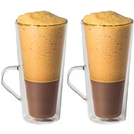 Maxxo Thermo Glasses Coffee Frappé, 320ml, 2pcs - Thermo glasses