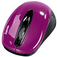Hama AM-7300 černo/ostružinová - Myš