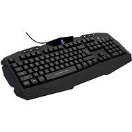 Hama uRage Illuminated Gaming - Herní klávesnice