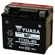 YUASA YTX5L-BS, 12V,  4Ah - Motobaterie