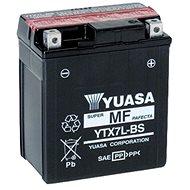 YUASA YTX7L-BS, 12V,  6Ah - Motobaterie