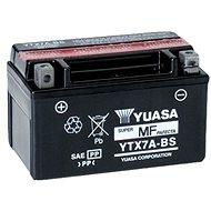 YUASA YTX7A-BS, 12V,  6Ah - Motobaterie