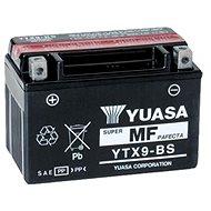 Motobaterie YUASA YTX9-BS, 12V, 8Ah - Motobaterie