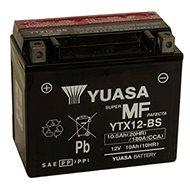 YUASA YTX12-BS, 12V,  10Ah - Motobaterie