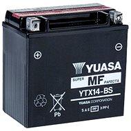 YUASA YTX14-BS, 12V,  12Ah - Motobaterie