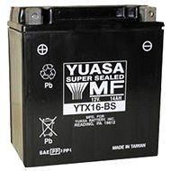 YUASA YTX16-BS, 12V,  14Ah - Motobaterie