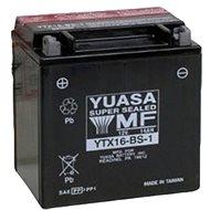 YUASA YTX16-BS-1, 12V,  14Ah - Motobaterie