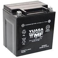 YUASA YIX30L, 12V,  30Ah - Motobaterie