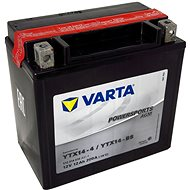 Motobaterie VARTA YTX14-BS, 12Ah, 12V - Motobaterie