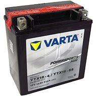 VARTA YTX16-BS, 14Ah, 12V - Motorcycle batteries