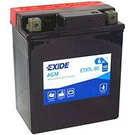 EXIDE ETX7L-BS, 12V, 6Ah, 100A - Motobaterie