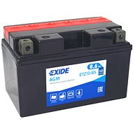 EXIDE ETZ10-BS, 12V, 8.6Ah, 145A - Motorcycle batteries