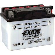 EXIDE BIKE Conventional 4Ah, 12V, YB4L-B