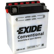 EXIDE BIKE Conventional 14Ah, 12V, YB14-A2 - Motorcycle batteries