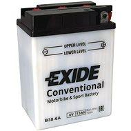 EXIDE BIKE Conventional 13Ah, 6V, B38-6A - Motobaterie