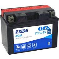 EXIDE ETZ14-BS, 12V, 11Ah, 205A - Motobaterie