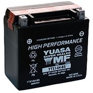 YUASA YTX14H-BS, 12V, 12Ah - Motorcycle batteries