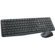 Logitech Wireless Combo MK235 DE