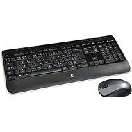 Logitech Wireless Combo MK520 CZ+SK - Set klávesnice a myši