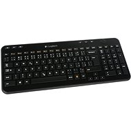 Logitech Wireless Keyboard K360 CZ - Klávesnice