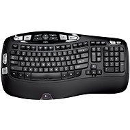 Logitech Wireless Keyboard K350 DE - Klávesnice