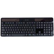 Logitech Wireless Solar Keyboard K750 DE - Klávesnice