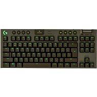 Logitech G915 LIGHTSPEED TKL Wireless RGB GL Tactile, carbon - CZ/SK - Herní klávesnice