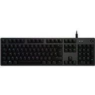 Logitech G512 SE RGB Mechanical Gaming Keyboard (INT)