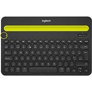 Logitech Bluetooth Multi-Device Keyboard K480 US černá - Klávesnice
