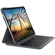 "Logitech Slim Folio pro iPad Pro 11"" (1. a 2. generace) - Klávesnice"