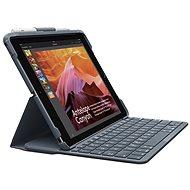 Logitech Slim Folio (UK) - Pouzdro s klávesnicí na tablet