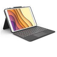 "Logitech Combo Touch pro iPad Air a iPad Pro 10,5"" - UK - Klávesnice"