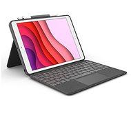 Logitech Combo Touch pro iPad (7. a 8. gen.) - UK - Klávesnice
