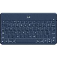 Logitech Keys-To-Go, modrá - US INTL - Klávesnice