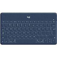 Logitech Keys-To-Go, classic blue - US INTL - Klávesnice