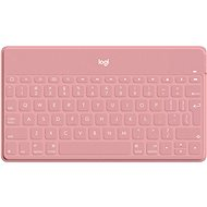 Logitech Keys-To-Go, růžová - US INTL - Klávesnice